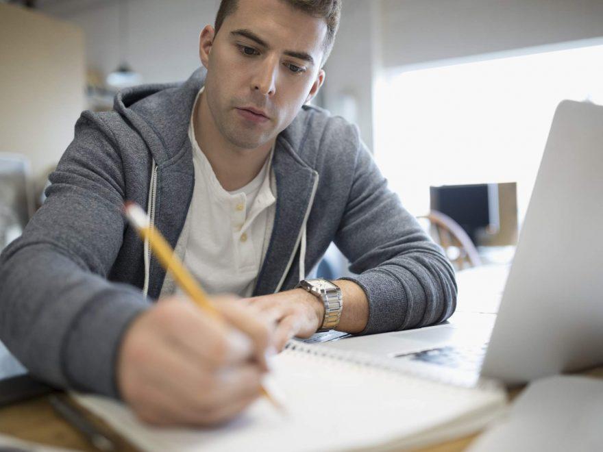 Programa de grado en línea
