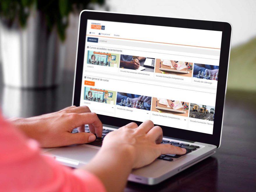 Aprendizaje en línea