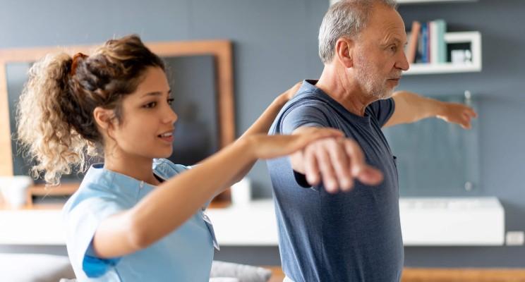 La fisioterapia como una opción profesional